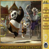Kung Fu Panda Find the Alphabets Online Puzzle game