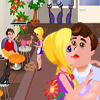 Lilly Kissing Pet Salon Online Miscellaneous game