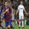 Lionel Messi vs Cristiano Ronaldo Puzzle Online Action game