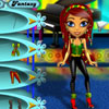 Lisa Dressup Online Miscellaneous game