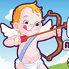 Little Angel Archery Contest Online Shooting game