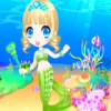 Little Mermaid Princess 2 Online Action game