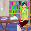 Liz The Librarian Online Puzzle game