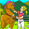 Lovely Horse Online Action game