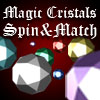 Magic Cristals Spin  Match Online Miscellaneous game