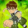 Magic Puzzle Ben 10 Online Puzzle game