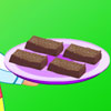 Make Chocolate Brownies Online Action game