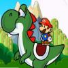 Mario  Yoshi Adventure Online Adventure game