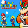 Mario Bros in Sonic World Online Arcade game