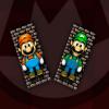 Mario vs Luigi Pong Online Arcade game