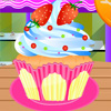 Mary Cup Cake Online Miscellaneous game