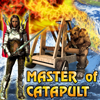 Master of catapult Online Shooting game