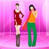 Matching Fashion Clothes Online Miscellaneous game