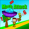 Math Attack Online Puzzle game