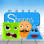 MessyShapes Online Puzzle game