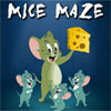 Mice Maze Online Puzzle game