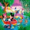 Mickey Mouse Puzzle 1 Online Miscellaneous game