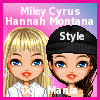 Miley Cyrus Hannah Montana Style Online Action game