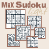 Mix Sudoku Light Vol_1 Online Puzzle game