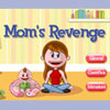 Moms revenge Online Puzzle game