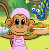 Monkey Diner Online Action game