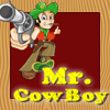 Mr Cowboy Online Puzzle game