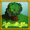 My Green Clay Tree Online Puzzle game