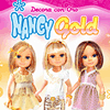 Nancy Gold Online Arcade game