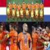 Netherlands, 2nd place in the Football World Cup 2010 Puzzle Online Puzzle game