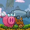 Nimble Piggy Online Arcade game