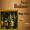 Ninja Turtles Puzzle Madness Online Puzzle game