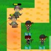 Ninjas vs Pirates TD 3 Online Strategy game