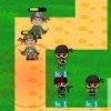 Ninjas vs Pirates TD 3 Online Strategy game