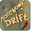 Notebook Drift Online Sports game