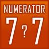 Numerator Online Puzzle game