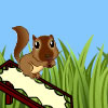 Nutty Trampoline Online Action game