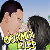 Obama Kiss Online Action game