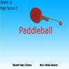 Paddleball Online Arcade game