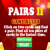 Pairs II Online Strategy game
