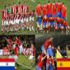 Paraguay Spain, quarter finals, South Africa 2010 Puzzle Online Puzzle game