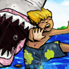 Paranormal Shark Activity Online Action game