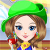 Party Fashionista Dress up Online Miscellaneous game