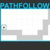 Pathfollow Online Arcade game