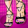 Pedicure Game For Girls Online Action game