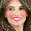 Penelope Cruz Celebrity Makeover Online Puzzle game