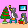Penguins Christmas Eve Online Miscellaneous game