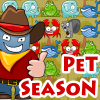 Pet Season Online Puzzle game
