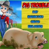 Pig Trouble Online Action game