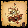 Pirates gold hunters Online Strategy game
