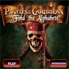 Pirates of the Caribbean Online Puzzle game